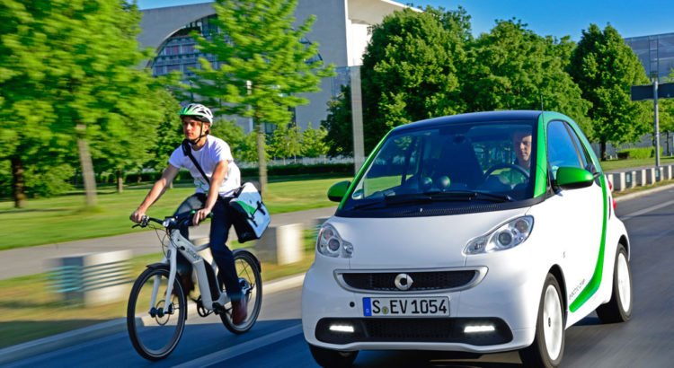 """Evaluando las alternativas ecológicas de movilidad: SMART Electric Drive """"FORTWO"""""""