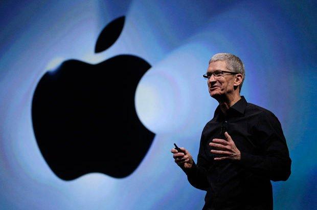 ¿Cuanto estarías dispuesto a pagar por tomar un café con el nuevo CEO de Apple, Tim Cook?