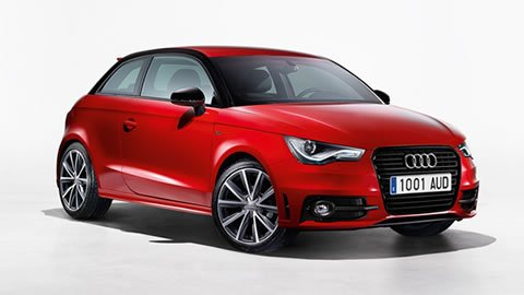 Audi A1 es pura adrenalina