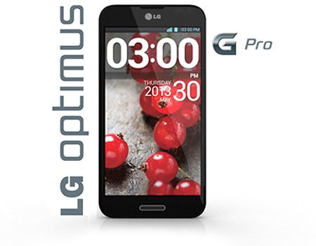La propuesta de LG a la navegación 4G: Optimus G Pro