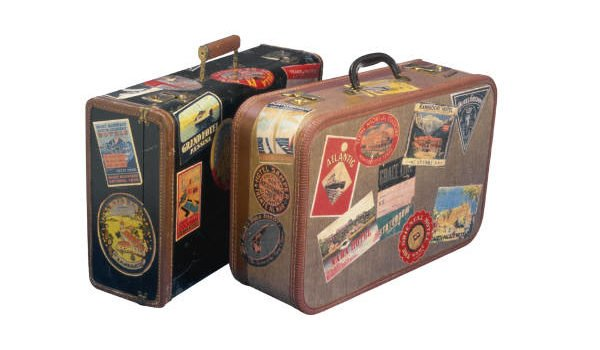 Con maleta o con equipaje