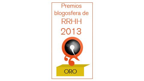 Premios Blogosfera RRHH 2013