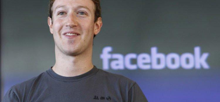 Mark Zuckerberg, CEO de Facebook, cumple hoy 30 años