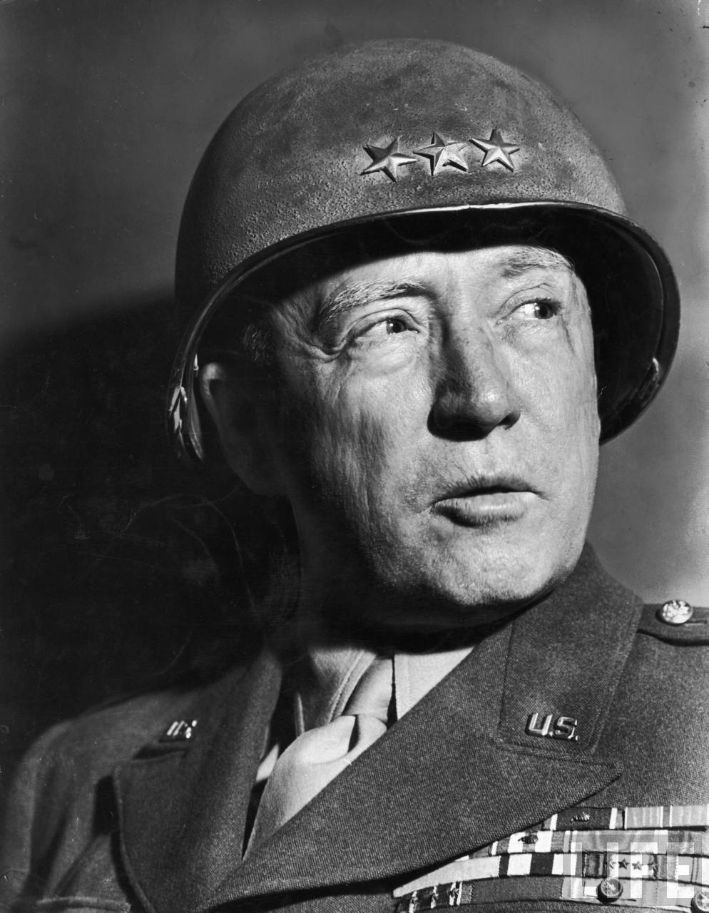 Grandes Generales: George Patton (USA)