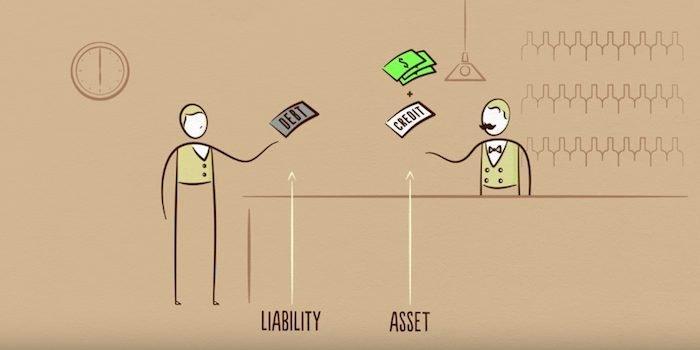 El funcionamiento de la máquina de la economía explicado en vídeo