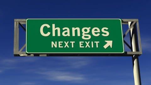 El peligro de vivir sin cambiar