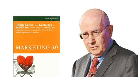 Marketing 3.0. El nuevo libro de Philip Kotler