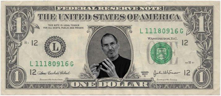 5 CEOs con un salario de un dólar anual