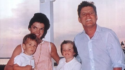 Kennedy, un líder con muchos seguidores