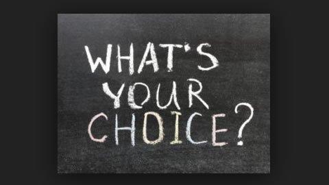 ¿Qué decisión estamos tomando?