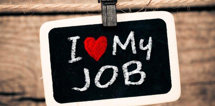 Los ingredientes necesarios para ser feliz en tu trabajo