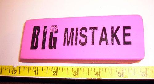 5 errores comunes en una entrevista de trabajo