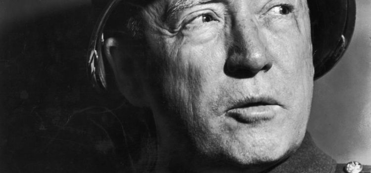 La estrategia del general George S. Patton