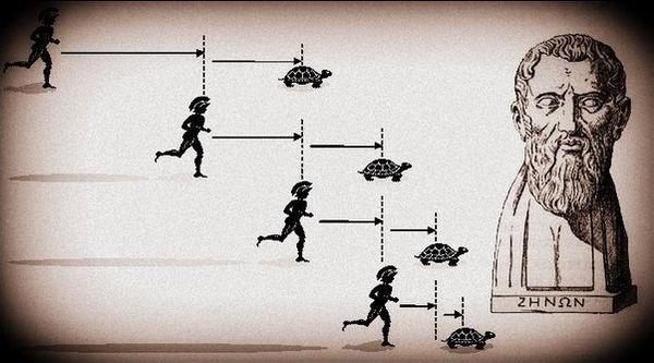 Paradoja de la tortuga